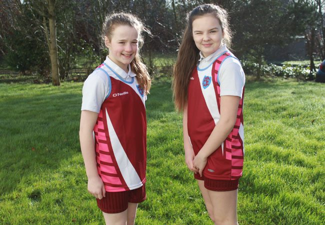 New School Athletics Kit